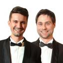 Tomáš Huber a  Martin Wallner