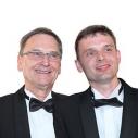 František a Robert  Kudelovi