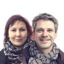 Tomáš Masopust a  Gabriela Štěpánková